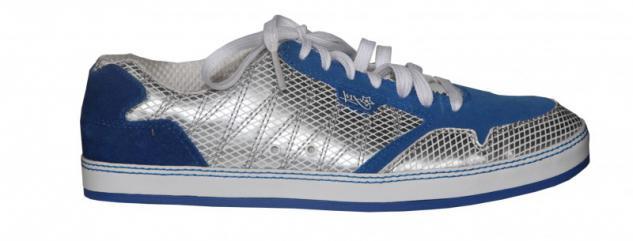 K1X Skateboard Damen Schuhe Blue/ Silver sneakers shoes - Vorschau 1