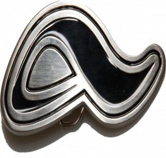 Adio Skateboard belt buckle Logo