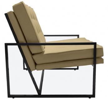 Casa Padrino Luxus Sessel 85 x 89 x H. 78 cm - Verschiedene Farben - Luxus Möbel - Vorschau 3
