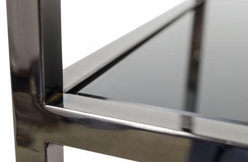 Casa Padrino Luxus Wohnzimmerschrank 98 x 35 x H. 210 cm - Designer Wohnzmimmermöbel - Vorschau 4