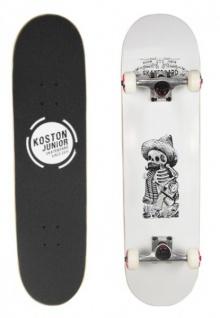 Koston Skateboard Komplettboard Gringo 8.0 x 32.125 inch - Komplett Skateboard