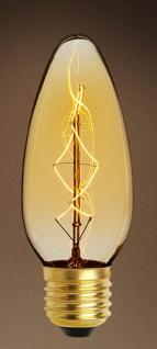 Casa Padrino Glühbirnen 6er Set Antik Gold / Gold 4, 5 x H. 12 cm - Luxus Qualität