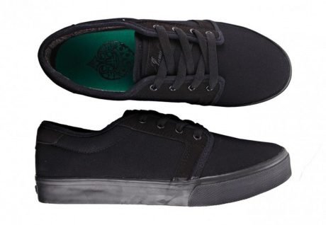 Fallen Skateboard Schuhe Forte Black OPS II - Vorschau 2