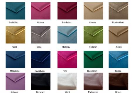 Casa Padrino Luxus Sessel 85 x 89 x H. 78 cm - Verschiedene Farben - Luxus Möbel - Vorschau 5
