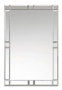 Casa Padrino Luxus Wandspiegel 40 x H. 60 cm - Luxus Qualität