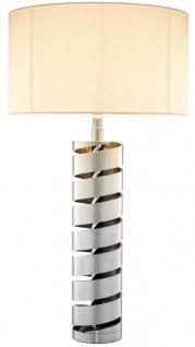 Casa Padrino Luxus Tischleuchte 13 x H. 89 cm - Hotel Tischlampe