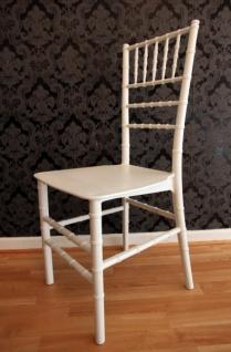 Polycarbonat Designer Stuhl - Ghost Chair Weiß - Acyrl Möbel - Geisterstuhl - Ghost Stuhl