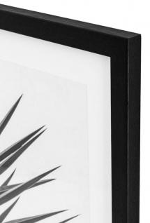 Casa Padrino Luxus Druck Set Palmenblätter 74, 5 x H. 104, 5 cm - Luxus Bilder & Accessoires - Vorschau 4