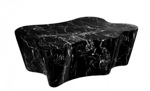 Casa Padrino Art Deco Luxus Couchtisch - Wohnzimmer Salon Tisch - Limited Edition