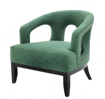 Casa Padrino Luxus Designer Sessel - Hotel Sessel Möbel