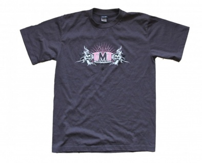 Timito Skateboard T-Shirt Grey