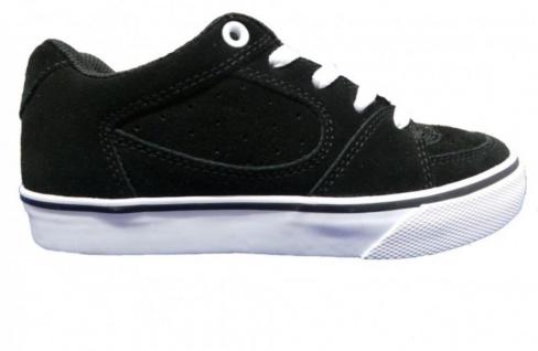 ES Skateboard Schuhe Square One Youth Black/White - Vorschau 2