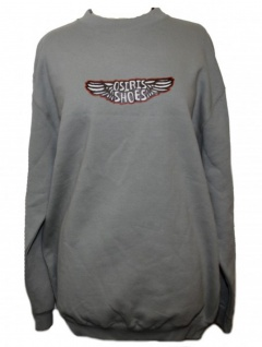 Osiris Skateboard Sweater Grey