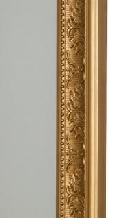 Casa Padrino Barock Wandspiegel Gold 62 x H. 187 cm - Handgefertigter Spiegel im Barockstil - Vorschau 2