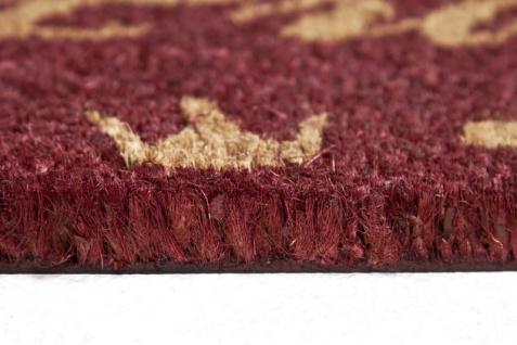 Designer Fußmatte Princess, Länge 70 cm, Breite 40 cm, Höhe 2 cm - Schmutzfangmatte - Vorschau 4