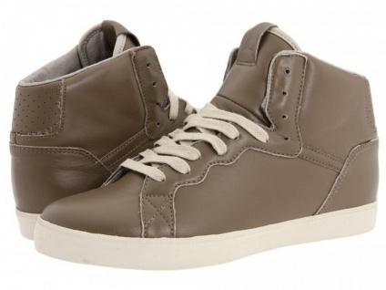 Osiris Skateboard Schuhe Ground High Brown/Tan/Cream