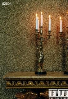 Harald Glööckler Designer Barock Tapete 52504 - Design Gold