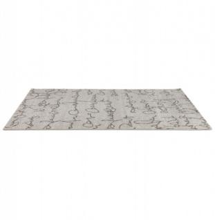 Casa Padrino Designer Teppich 160 x 230 cm Tapis Design - Läufer - Vorschau 3
