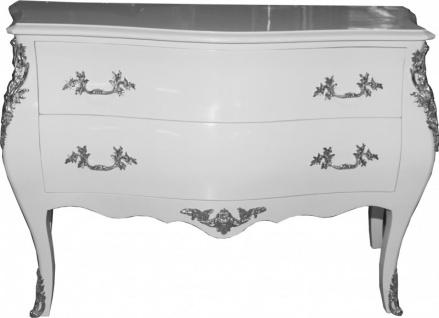 barock weiss kommoden online bestellen bei yatego. Black Bedroom Furniture Sets. Home Design Ideas