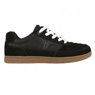 Fallen Skateboard Schuhe Pivot Black/Gum