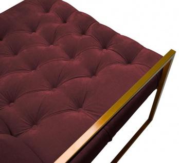 Casa Padrino Luxus Chesterfield Sessel 84 x 87, 5 x H. 80 cm - Verschiedene Farben - Chesterfield Möbel - Vorschau 5