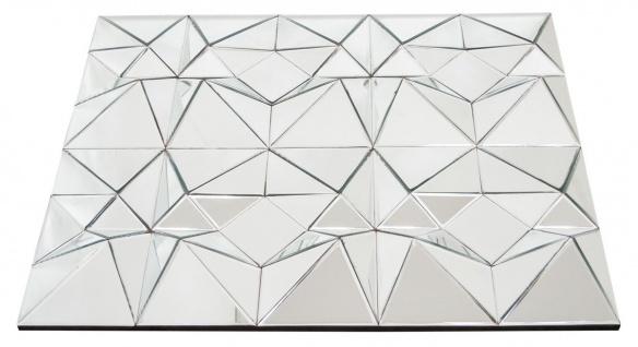 Casa Padrino Designer Wandspiegel 80, 5 x H. 100, 5 cm - Designer Kollektion - Vorschau 2