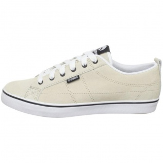 Osiris Skateboard Schuhe - 45-- Cement/Black/White
