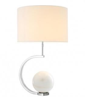 Casa Padrino Luxus Designer Tischleuchte 48 x H. 80 cm - Luxus Kollektion