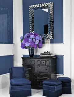 Casa Padrino Luxus Tischleuchte Nickel - Luxus Leuchte - Vorschau 2