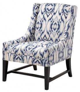 Casa Padrino Designer Sessel 64 x 69 x H. 92 cm - Limited Edition