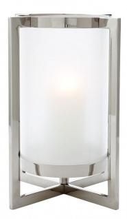 Casa Padrino Designer Kerzenleuchter 30 x 30 x H. 36 cm - Luxus Kollektion