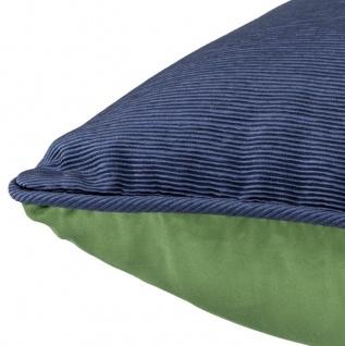 Casa Padrino Luxus Kissen Blau / Grün 60 x 60 cm - Luxus Wohnzimmer Deko - Vorschau 2