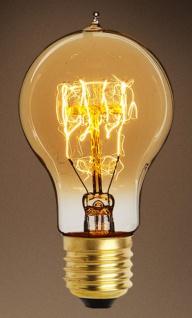 Casa Padrino Glühbirnen 6er Set Antik Gold / Gold 6 x H. 11 cm - Luxus Qualität