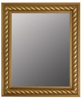 Casa Padrino Barock Spiegel / Wandspiegel Antik Gold 52 x H. 62 cm - Barockmöbel