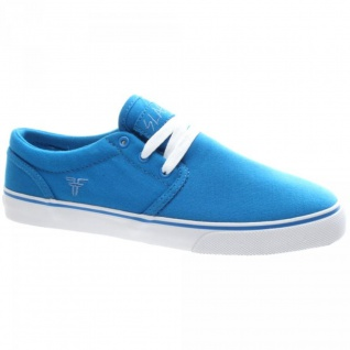 Fallen Skateboard Schuhe The Easy Sblue / White