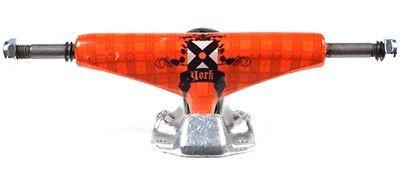 Grind King Skateboard Achsen Set 5.0 LOW CREST Pro Mike York (2 Achsen)