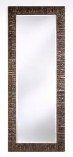 Casa Padrino Wohnzimmer Spiegel Bronze 58 x H. 148 cm - Luxus Accessoires