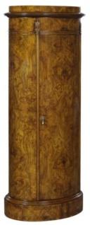 Casa Padrino Luxus Jugendstil Kommode mit Tür Hellbraun 62 x 39 x H. 145 cm - Barock & Jugendstil Möbel - Vorschau 3