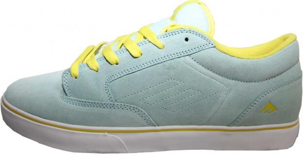 Emerica Skateboard Schuhe Jinx SMU Light Blue - Sneaker Sneakers Skateboard Shoes