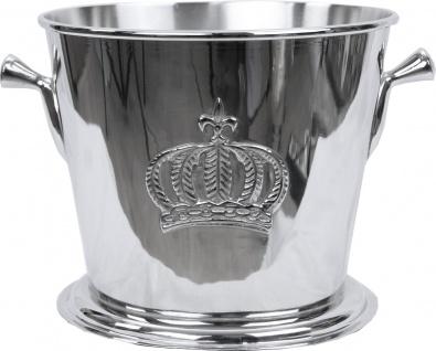 Harald Glööckler Luxus Weinkühler Luxury Pompöös by Casa Padrino - Champagner Kühler