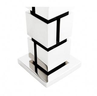 Casa Padrino Luxus Stehleuchte Nickel - Luxury Collection - Vorschau 4