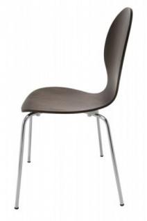 Casa Padrino Designer Stuhl Form Coffee 13 - Vorschau 4