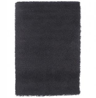 Casa Padrino Designer Teppich 160 x 230 cm Schwarz - Läufer - Vorschau 1