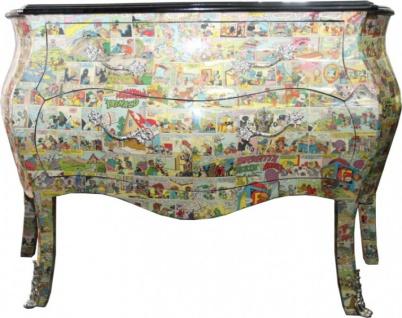 Barock Kommode Comic 120cm