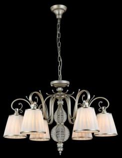 Casa Padrino Barock Kristall Decken Kronleuchter Antique Gold 68 x H 47 cm Antik Stil - Möbel Lüster Leuchter Hängeleuchte Hängelampe