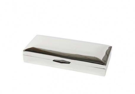 Casa Padrino Luxus Beauté Box 23 x 10 x H. 5 cm - Luxus Schmuckkasten