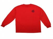 Emerica Skateboard Langarm T-Shirt Wild Ride Red