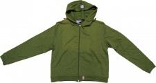 Rules Skatewear Ladies Pullover Zip Hoodie Green Sweater 1 B Ware