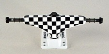 Core Skateboard Achsen Set 5.0 checkered/weiß (2 Achsen)