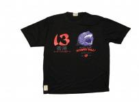 Cityfellaz Skateboard T-Shirt Hong Kong Black